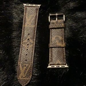 Louis Vuitton iwatch strap